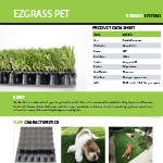 ezGRASS Pet